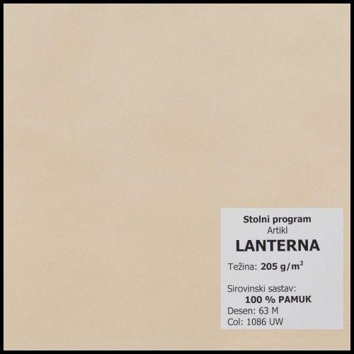 Salveta 56x56cm, damast - jednobojna - Bojano svijetle i srednje boje