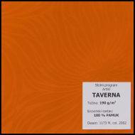 Salveta 53x53cm, damast - jednobojna - Bojano tamne boje